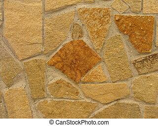 pietra, tegole