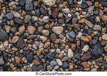 pietre, astratto, fondo