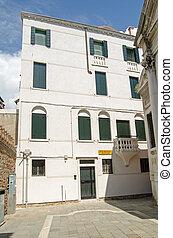 Pietro Tomassi Historic Home, Venic