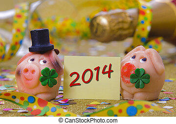 talisman for new year 2014