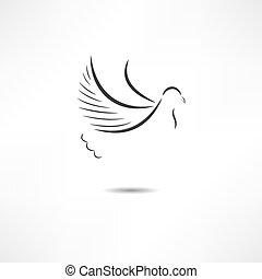 Pigeon icon