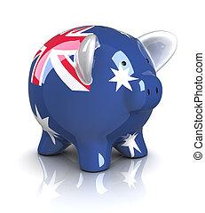 Piggy Bank - Australia