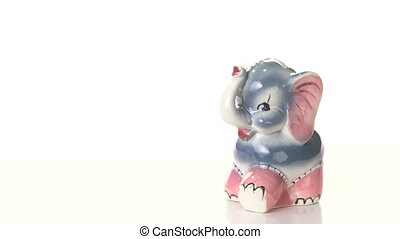 Piggy bank - Elephant shaped piggy bank