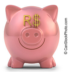 Piggy Bank Real