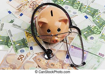 Piggy Doctor on Euros