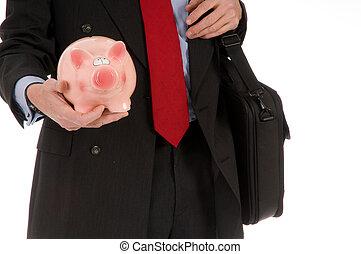 Piggybank in business