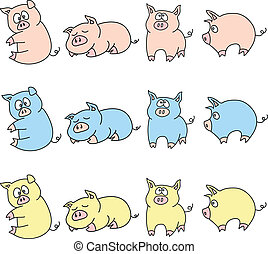 pigs collection