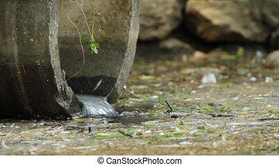pijp, afvalwater