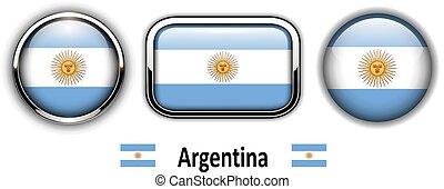 pikolak, argentyna bandera