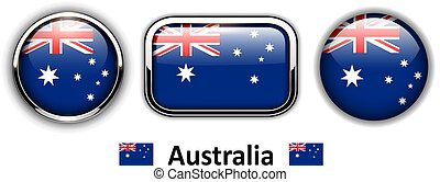 pikolak, bandera, australia