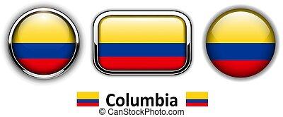 pikolak, bandera, columbia