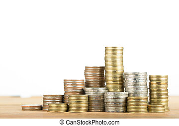 pila, moneda, dinero