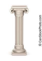 pilar, antiga