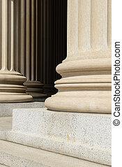 pilares, de, lei