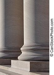 pilares, de, ley