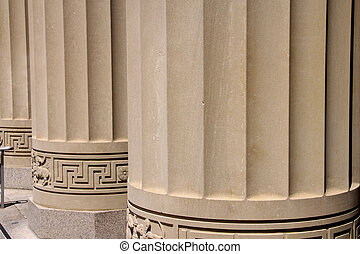 pilares, grande