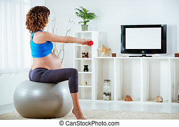 Pilates For Pregnant Women