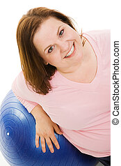 Pilates Portrait
