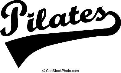 pilates, wort