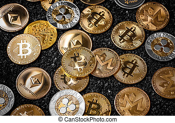 pile, cryptocurrencies