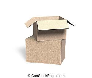 arri re plan ou livraison rendre bo tes pile carton colis 3d ou livraison rendre. Black Bedroom Furniture Sets. Home Design Ideas