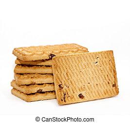 Pile of cookies