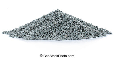 pile of green rock
