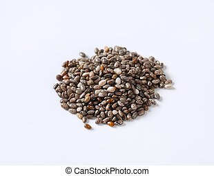 healthy chia seeds