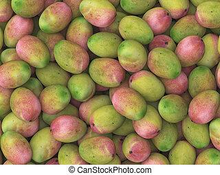 Pile of Mangoes, Variation 2