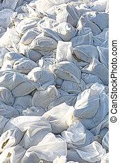 Pile of Sandbags