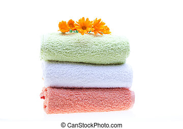 Pile Of Towels