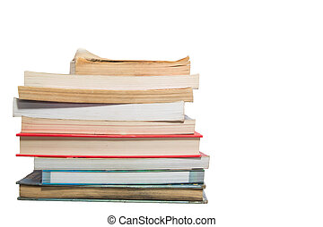Pile of Used Books