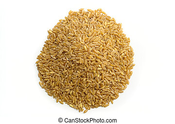 Pile of Wheat