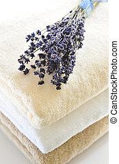 pile, serviettes