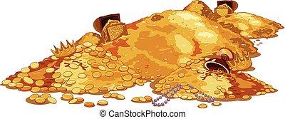 Pile Treasure