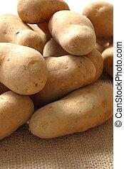 pilha, batatas