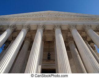 piliers, cour suprême