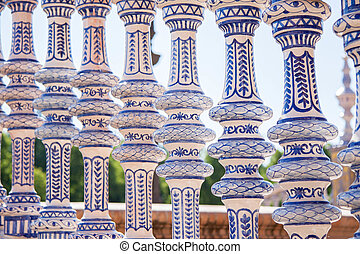 piliers, séville