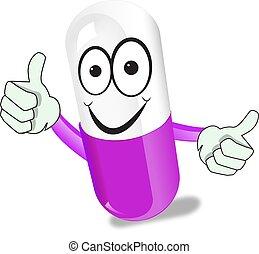 pill capsule - Pill Capsule