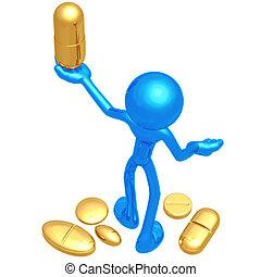 Pill Presenter