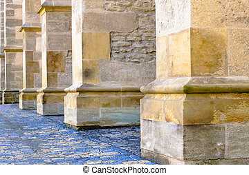 pillar Cathedral