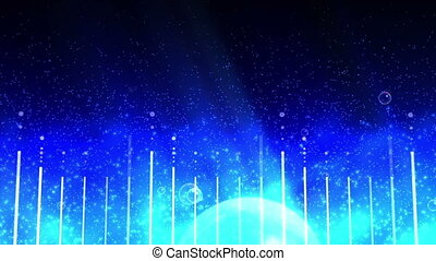 particle - pillar particle
