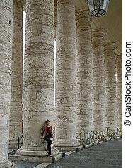 Pillars of the rest