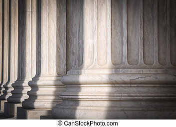 Pillars of the Supreme Court