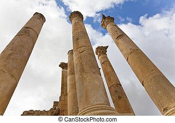 pillars temple of artemis