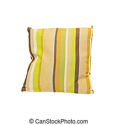 Pillow straps - Pillow with straps isolated included...