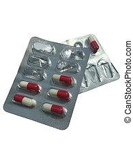 Pills blister