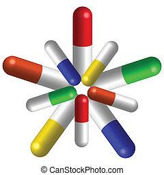 pills composition