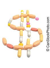 Pills Dollar