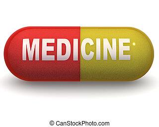 pills., médecine
